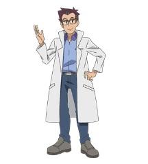 ポケモン サクラギ博士