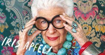"""映画【アイリス・アプフェル! 94歳のニューヨーカー】彼女の""""スタイル""""から学ぶこと"""