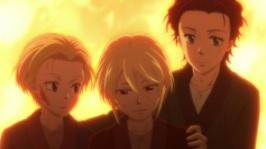 アニメ【憂国のモリアーティ】3話「緋色の瞳 第二幕」の感想・まとめ