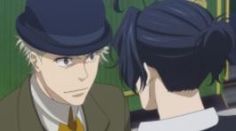 アニメ【憂国のモリアーティ】10話「二人の探偵 第一幕」のあらすじ