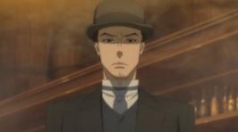 アニメ【憂国のモリアーティ】8話「シャーロック・ホームズの研究 第一幕」の見どころ